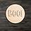 Thumbnail: Boo Halloween Wooden Cutout