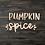 Thumbnail: Pumpkin Spice Door Sign Do it Yourself