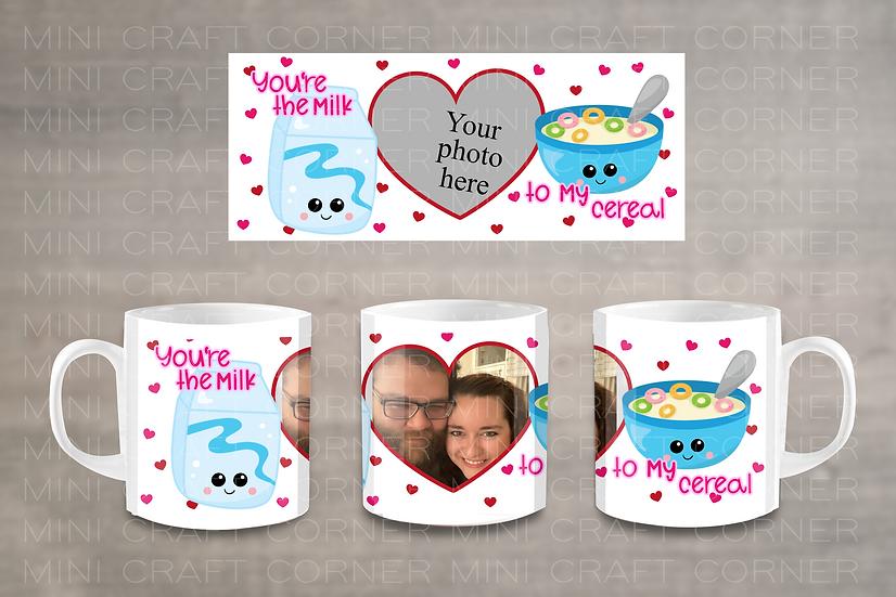 PNG - Valentine's Day Mug Design3
