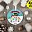 Thumbnail: DIGITAL Sublimation Snowman Ornament