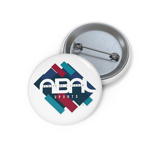 ABAL Sports Pin Buttons