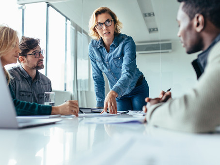 Break these 3 presentation norms and stand out as a leader.