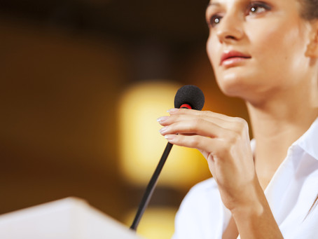 The Two Psychological Underpinnings of Masterful Speaking.
