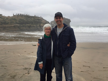 What my mom's hearing-loss reminds me about speaking.