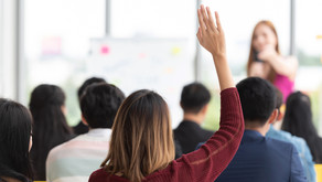 3 Tips for Taking Questions during a Presentation & Not Getting Derailed.