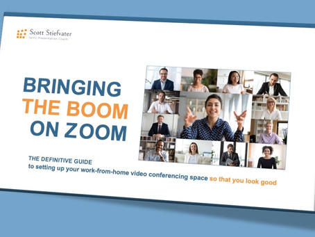 The Definitive Guide to Looking Good on Zoom
