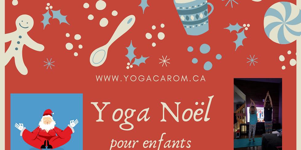 Yoga Noêl Enfants