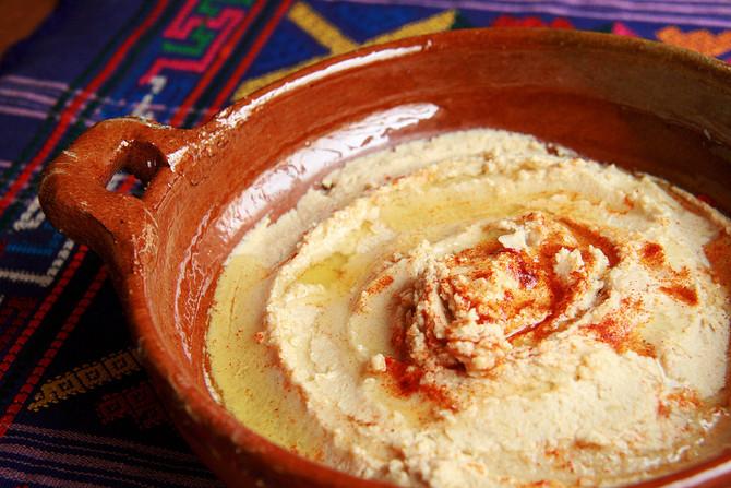 ICR: Hummus and Baklava