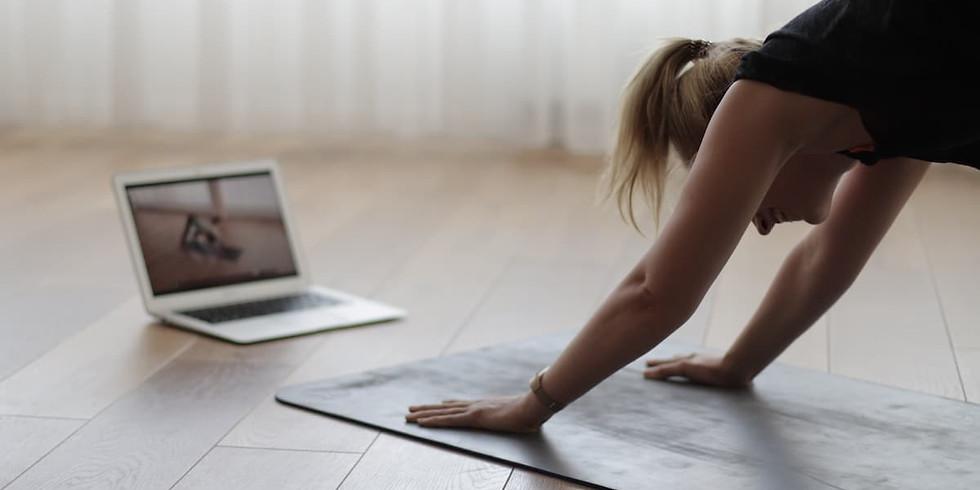 Yoga en ligne - Jeudi