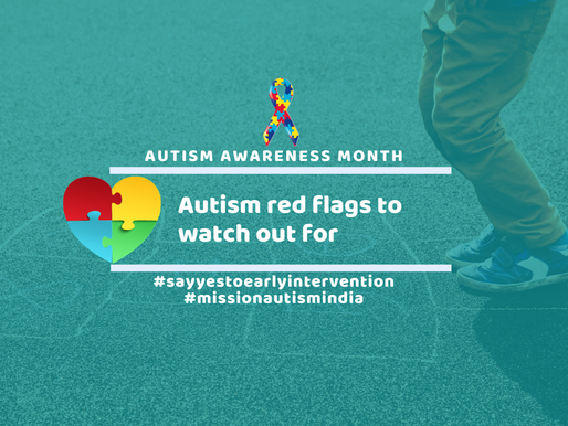 Autism red flags to watch out for