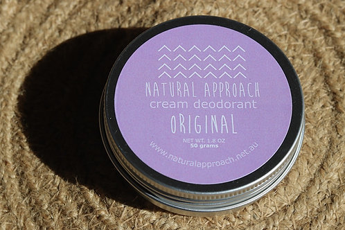 Original Natural Approach Deoderant