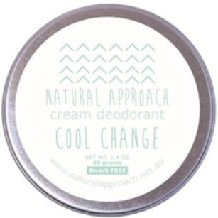 Cool Change - Bicarb FREE natural deodorant
