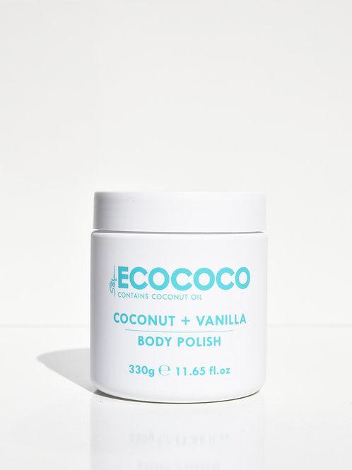 Coconut & Vanilla Body Polish
