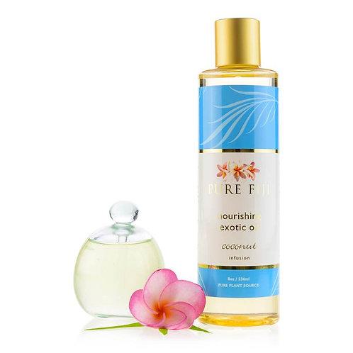 Pure Fiji Exotic Nourishing oil 8oz