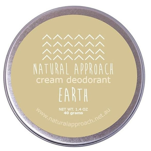 Earth Natural Approach Deodorant