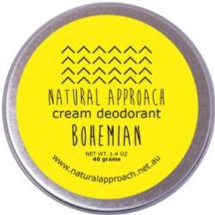 Bohemian - BICARB FREE Natural Deodorant