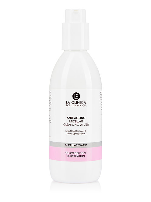 ANTI AGEING MICELLAR CLEANSING WATER