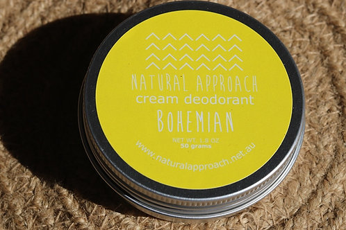 Bohemian Natural Approach Deodorant