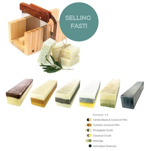 Pure Fiji Handmade Fresh cut Soap