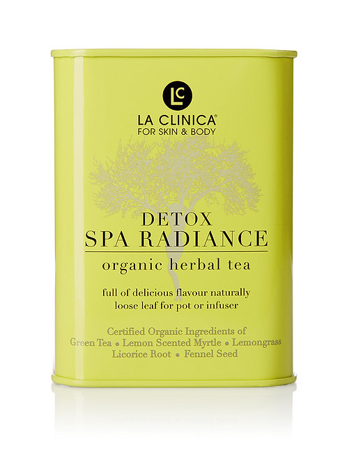 DETOX SPA RADIANCE ORGANIC HERBAL TEA