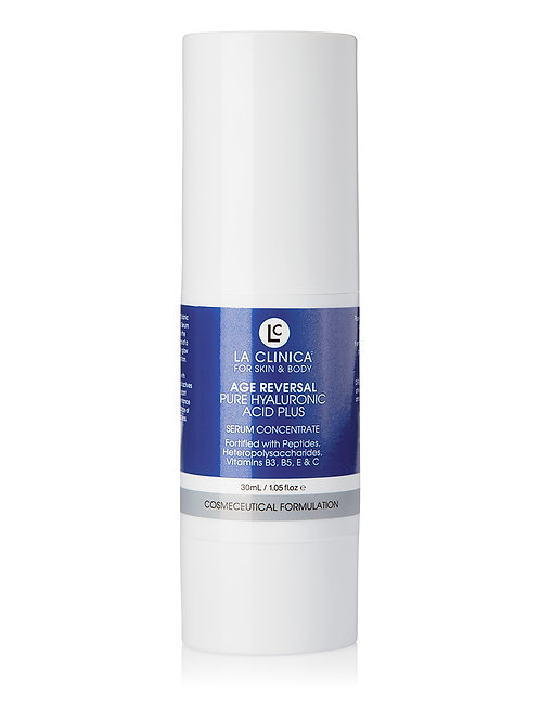 AGE REVERSAL PURE HYALURONIC ACID PLUS SERUM CONCENTRATE