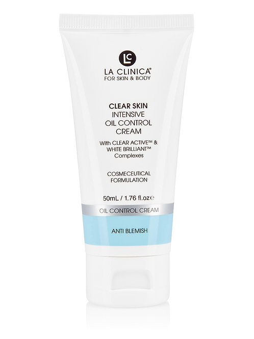 CLEAR SKIN INTENSIVE OIL CONTROL CREAM