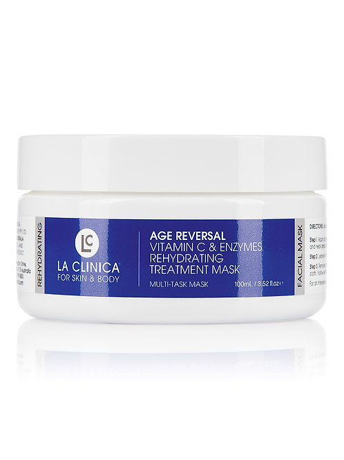 AGE REVERSAL VITAMIN C & ENZYMES REHYDRATING TREATMENT MASK