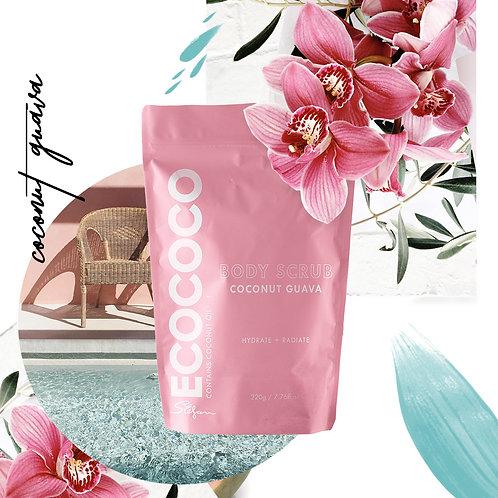 Ecococo Guava/Coconut Body Scrub