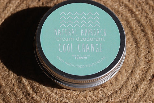 Cool Change Natural Approach Deodorant