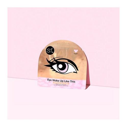 SF Pop & Glow Eye Woke up like This Eye mask