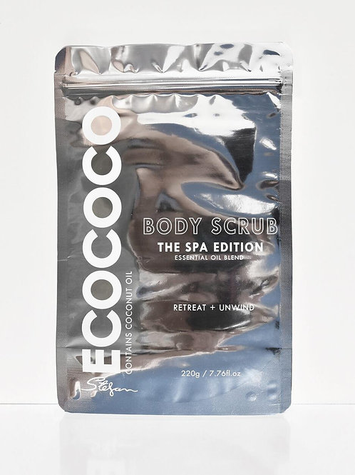 Ecococo Spa Edition Body Scrub 220g