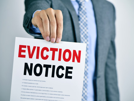 EVICTING TENANTS and COVID19 - WHAT LANDLORDS NEED TO KNOW