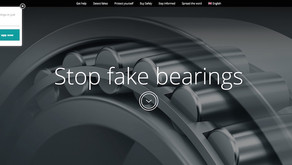 The World Bearing Association Leads Fight Against Counterfeit Bearings With New Mobile App