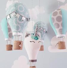 Ice mint unicorn