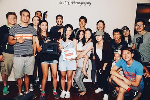 "Crew Photo of ""Wash"" (Producer)"