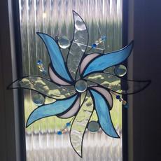 Tiffaby szélforgó ablakdísz