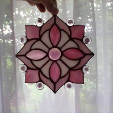 Tiffany mandala