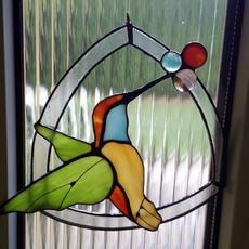Tiffany Kolibri ablakdísz