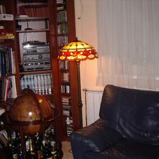 Tiffany állólámpa