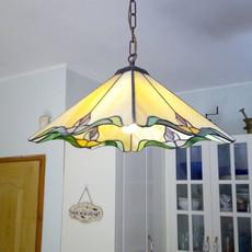Tiffany függő lámpa