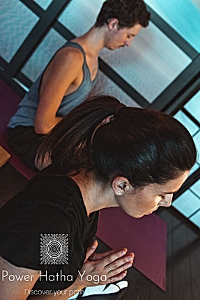 Power Hatha Yoga Lyon