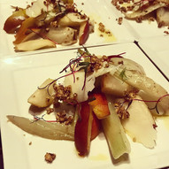 Pear & Pecorino Romano Salad
