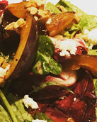 plumb salad