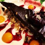 Ecuadorian chocolate torte
