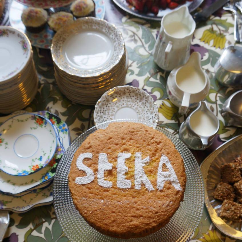 STEKA cake