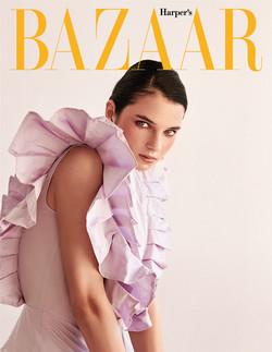 Aging Gracefully Harper's Bazaar