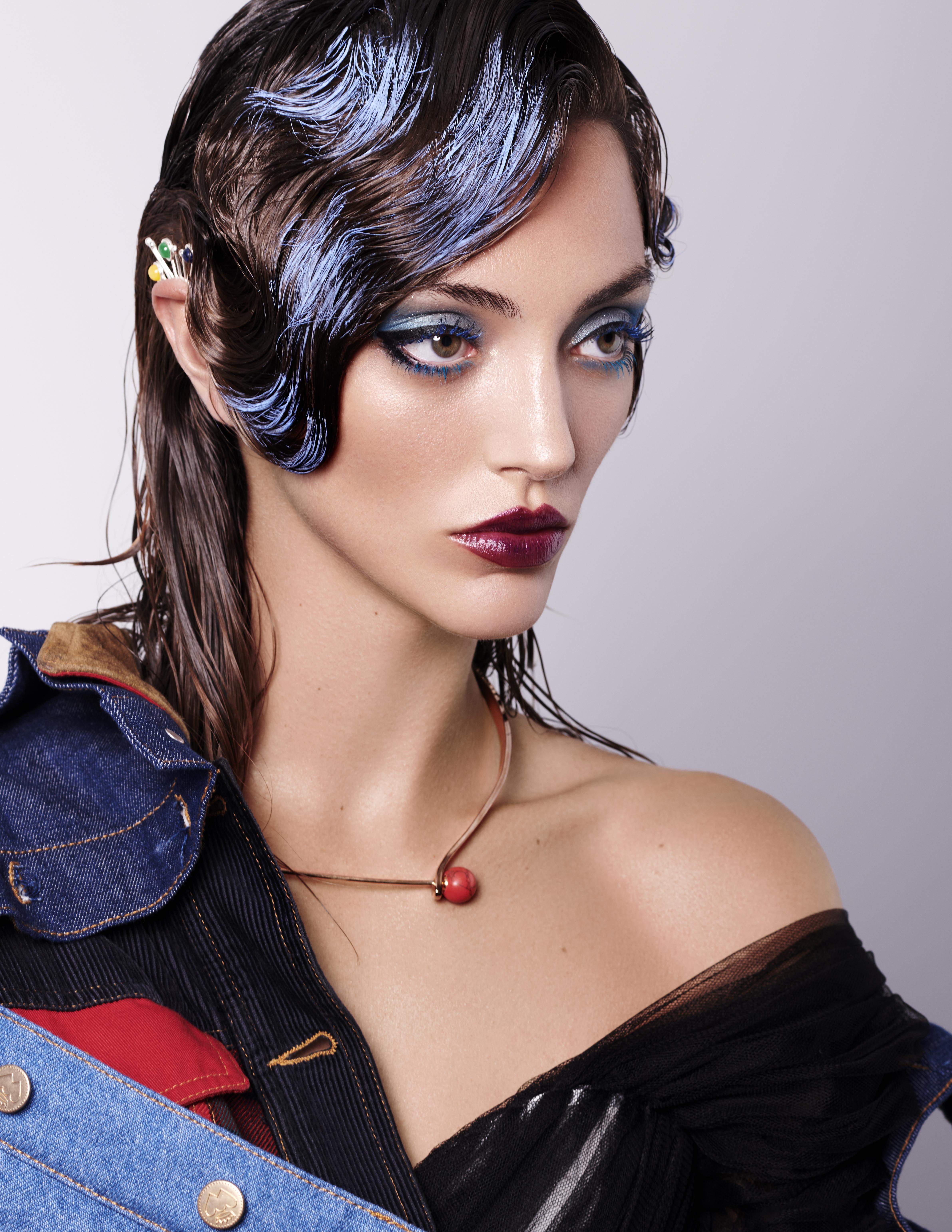 Pirate Punk-tastic Harper's Bazaar