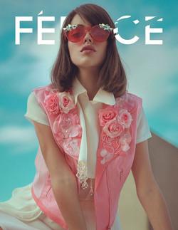 Ohio Express for Feroce Magazine