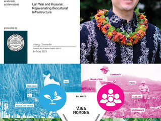 ASLA Hawaii Chapter  |  Annual Graduating Student Honor & Merit Award Program
