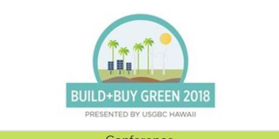 18th Annual Hawaii Build & Buy Green